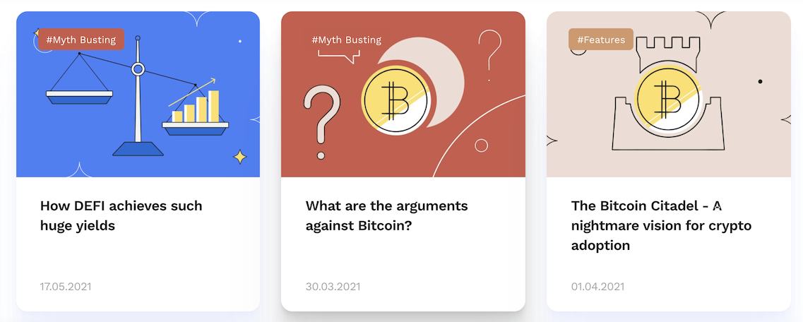 about learn crypto