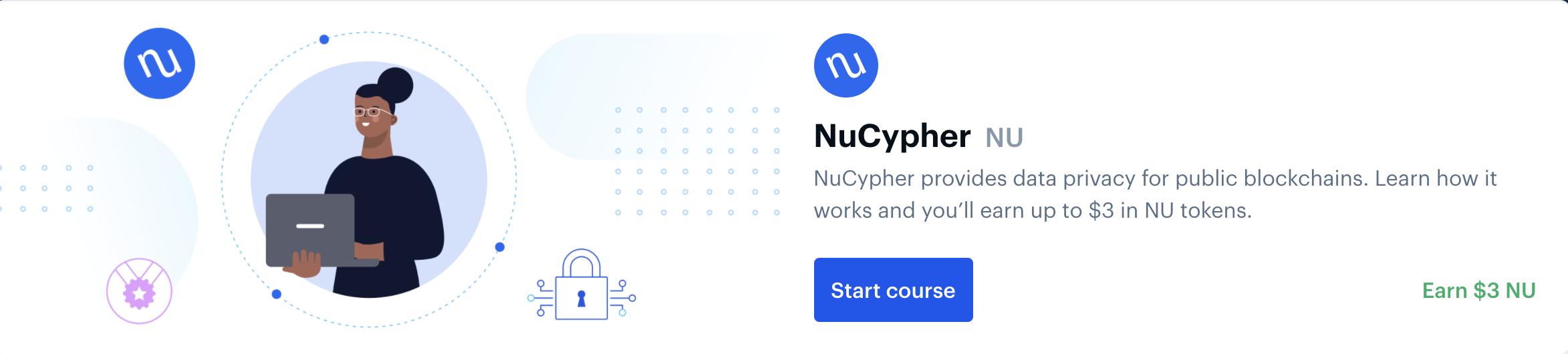 nucypher example coinbase
